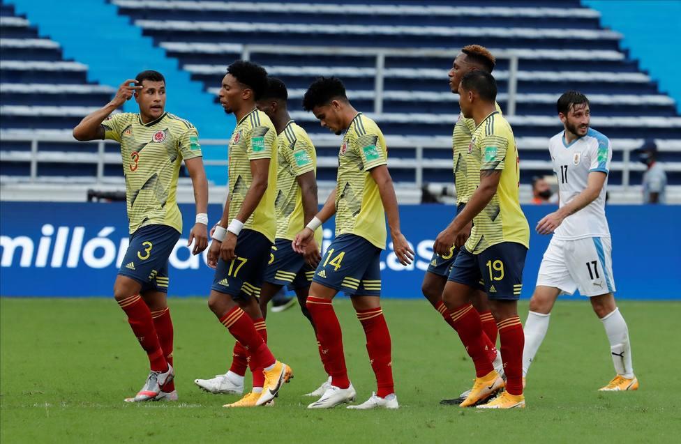 Colombia - Uruguay