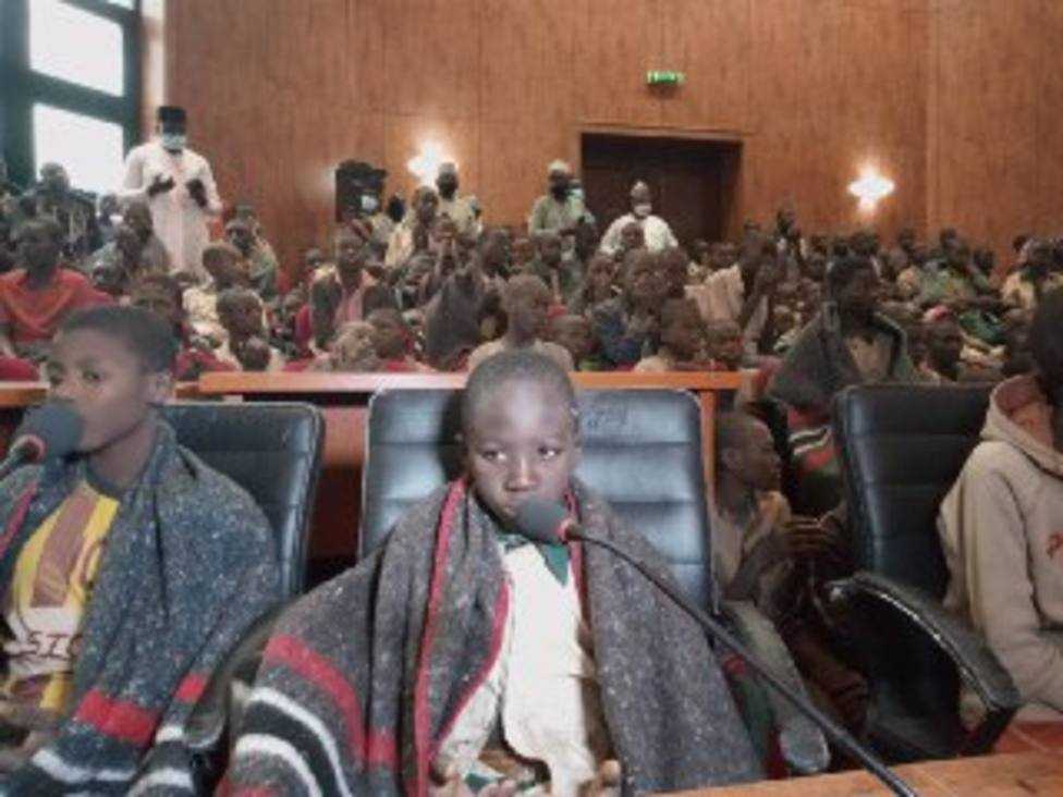 La Policía nigeriana desbarata un nuevo intento de secuestro de más de 80 estudiantes