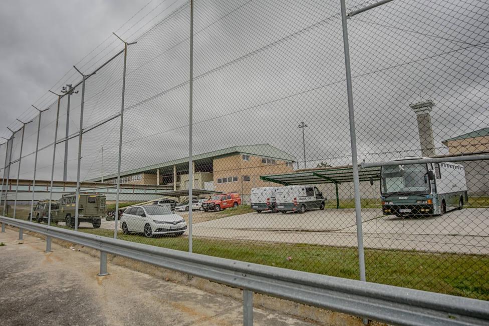 Interior suspende por la Covid-19 las conducciones entre prisiones que no sean estrictamente necesarias