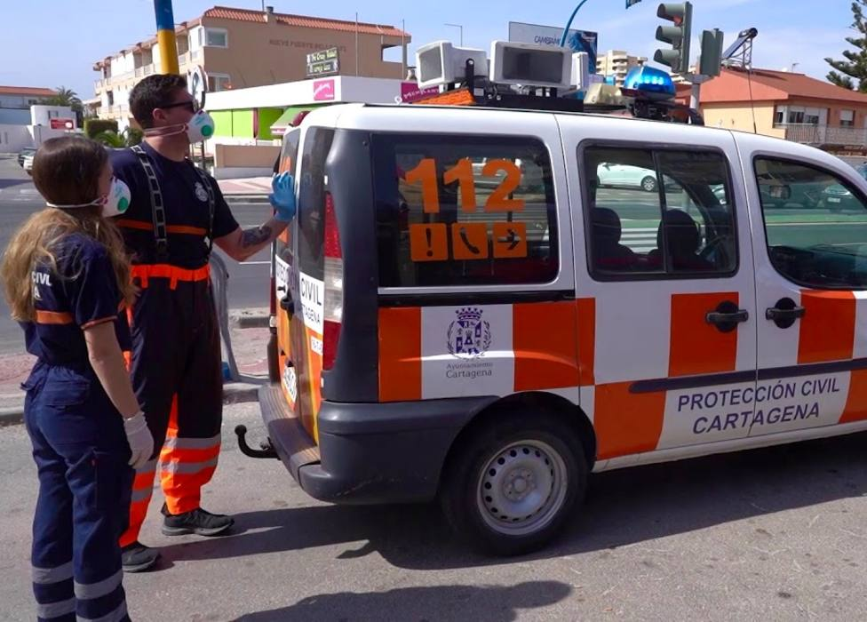 Protección Civil de Cartagena recibe 168 solicitudes para ser voluntario este año