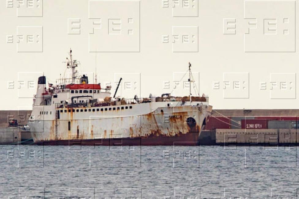 El Ministerio ordena el aislamiento y sacrificio de las reses del barco en Cartagena