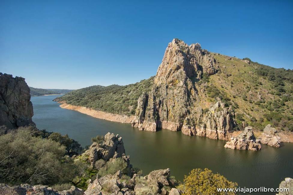 Parque Nacional de Monfragüe. Foto: Turismo Extremadura