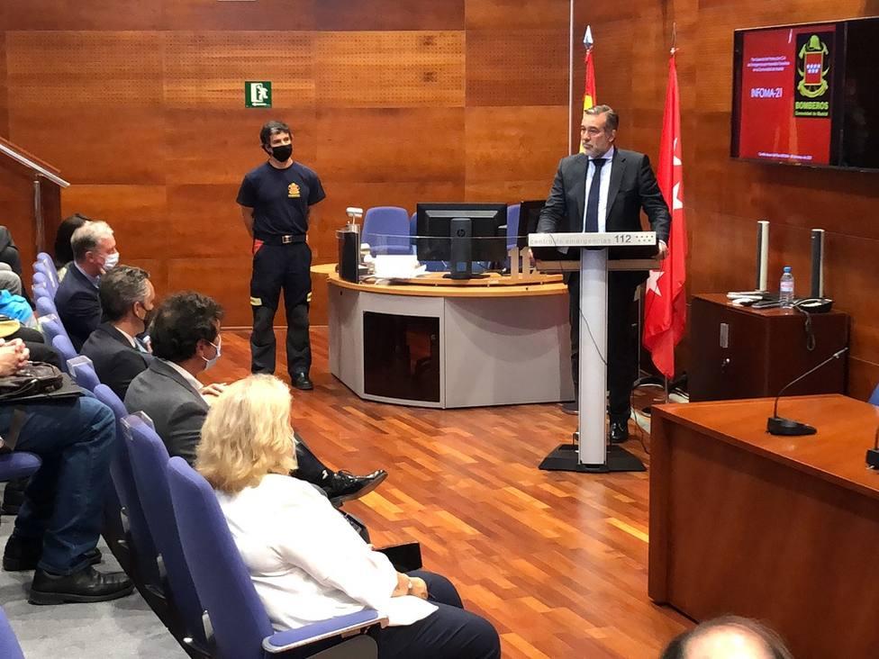 Reunión del Comité Asesor del Plan INFOMA / Comunidad de Madrid