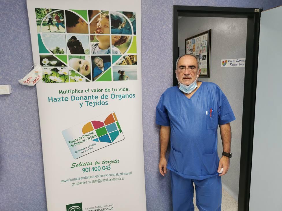El Hospital Universitario Torrecárdenas registra una donación múltiple de órganos