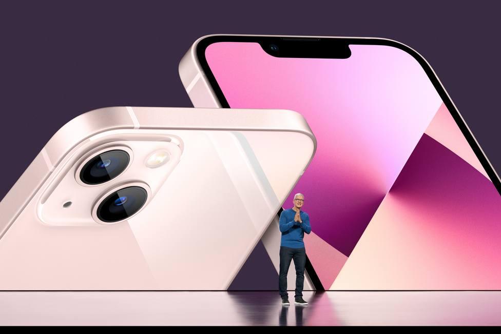 Apple revela cuánto costará el nuevo iPhone 13