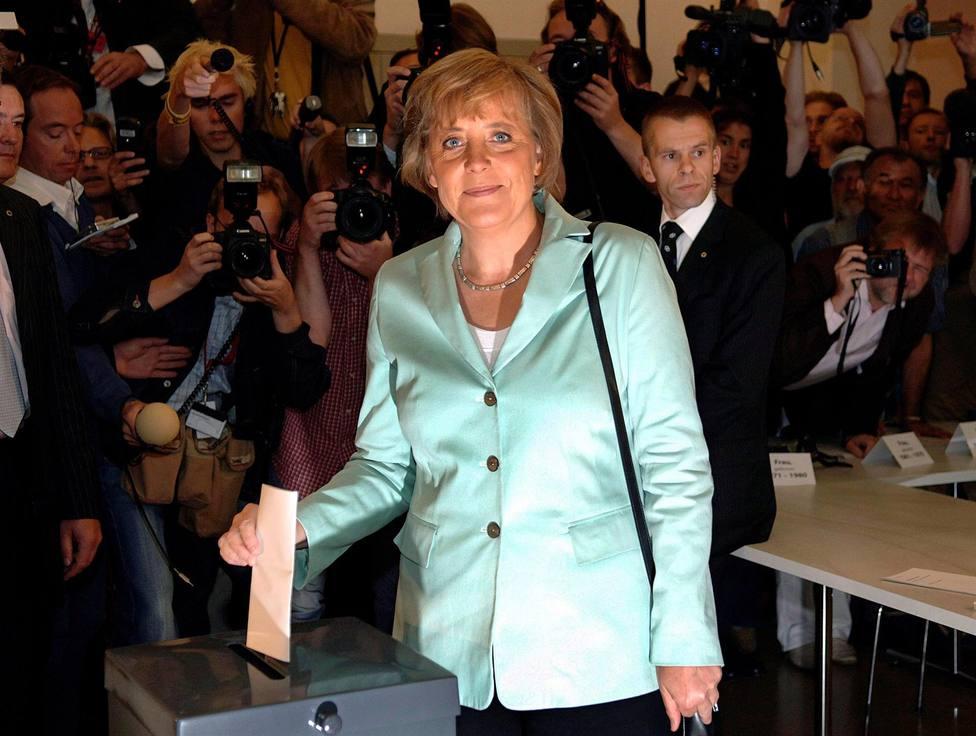 La herencia que deja Merkel: así ha cambiado Alemania en sus 16 años de gobierno