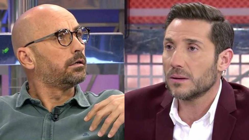 Diego Arrabal se pone serio y habla claro sobre Antonio David: fuera de la televisión