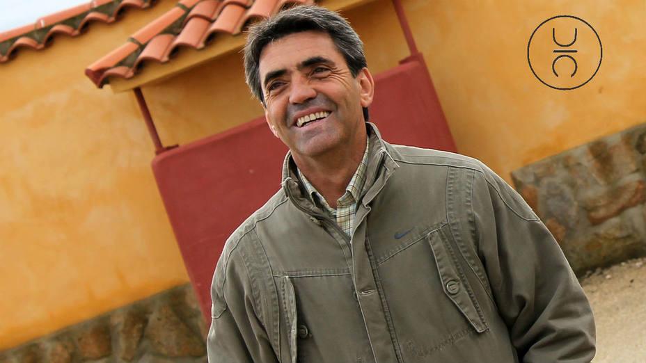 El ganadero Victorino Martín, presidente de la Fundación del Toro de Lidia