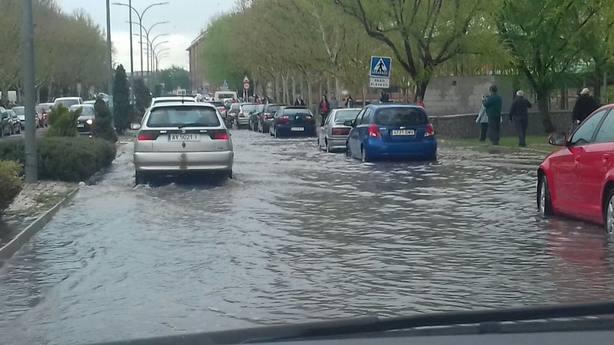 Avenida Juan Pablo II