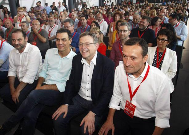 Ante el juez tres imputados por posible financión irregular del PSOE valenciano