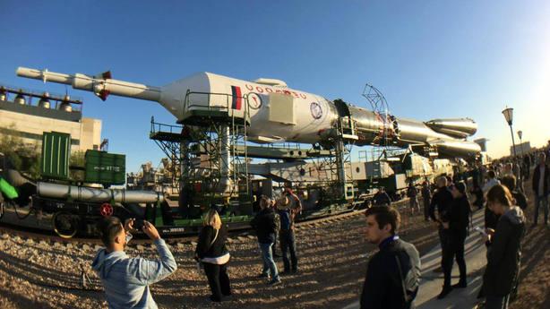 """Arranca la misión espacial """"Horizons"""""""