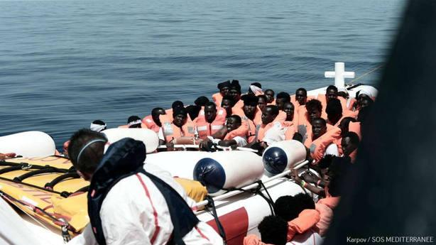 Detienen en Grecia a miembros de una ONG