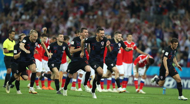 Horario y dónde ver el partido Inglaterra vs Croacia en radio y televisión.  El encuentro tendrá lugar en la tarde del miércoles 10 de julio a las  20.00h. 2cf238677a4f2