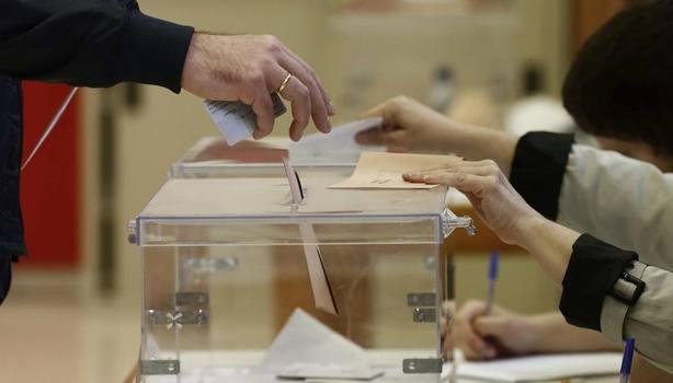 Urna electoral. Imagen de recurso