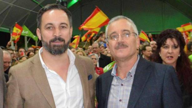 Vox se toma con moderado optimismo la posibilidad de entrar en el Parlamento andaluz