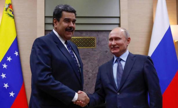 Caracas y Moscú preparan la defensa de Venezuela con maniobras militares