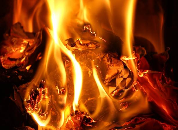 Incendio - llamas
