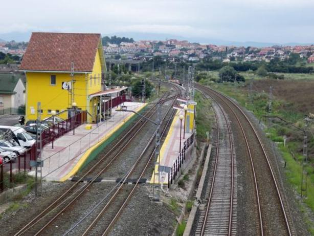 Estación Nueva Montaña