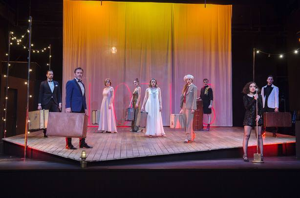 Muerte en el Nilo en el Teatro Amaya de Madrid