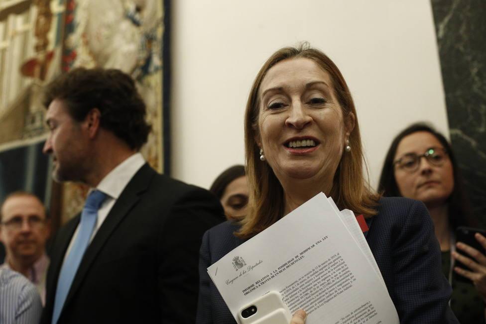 El Congreso permite debatir el decreto ley de los permisos al no afectar a la parte orgánica de la Ley de Igualdad