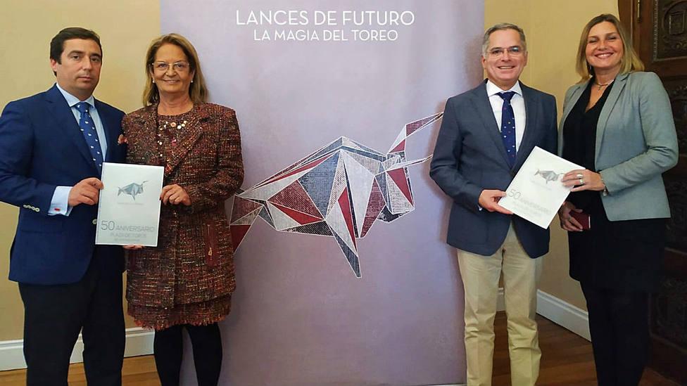 Acto de presentación de la programación cultural de la próxima Feria Real de Algeciras