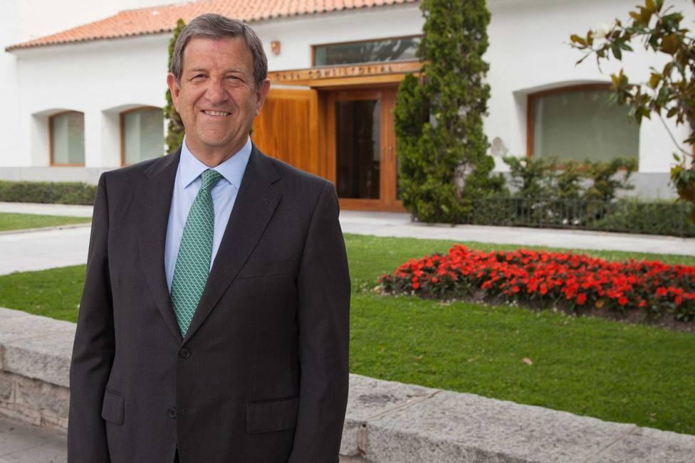 Luis Partida, 40 años como alcalde en Villanueva de la Cañada