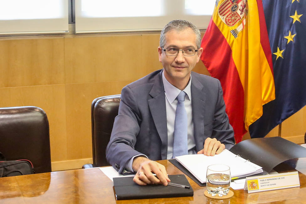 Hernández de Cos alerta del impacto de la litigiosidad en la reputación y pide transparencia a las entidades