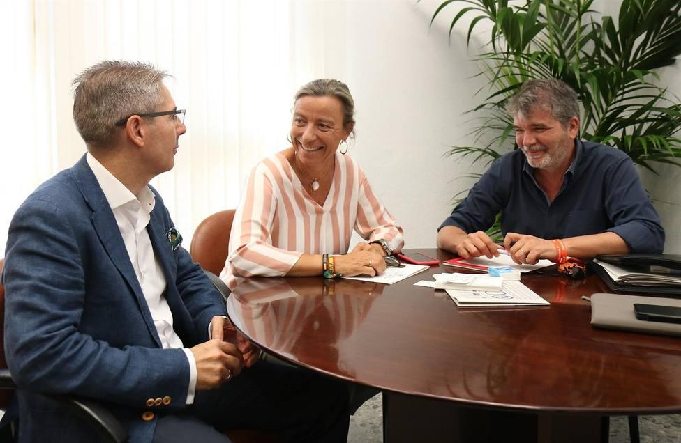 Imtur trabaja para agilizar la licencia para la segunda fase del Palacio de Congresos de Torrijo
