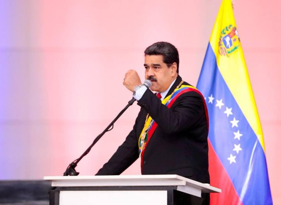 Maduro suspende diálogo con oposición por el apoyo de Guaidó al bloqueo por parte de EE.UU.