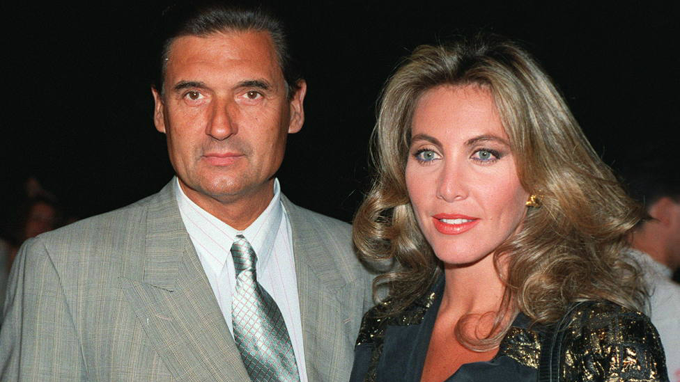Marc Ostarcevic y Norma duval