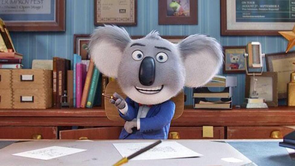 Canta es una película de animación dirigida por Garth Jennings y Christophe Lourdelet