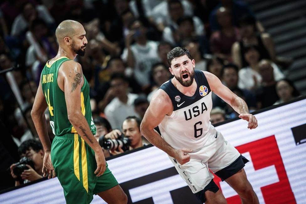 (Crónica) Estados Unidos-Francia y Australia-República Checa completan los cuartos