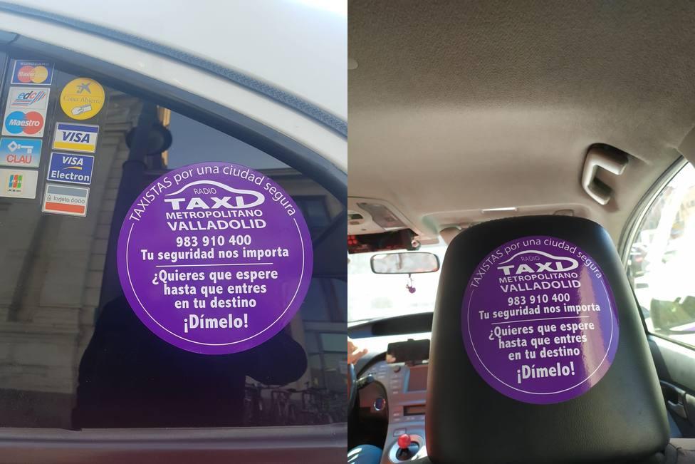 Servicio de acompañamiento de Radio Taxi Metropolitano Valladolid