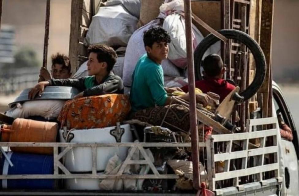 Los cristianos sirios viven con preocupación la invasión turca