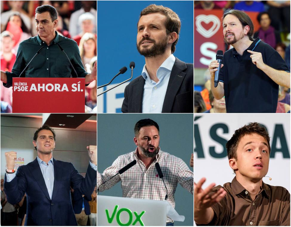 Concurso Elecciones 10N: predice el número de escaños de cada partido