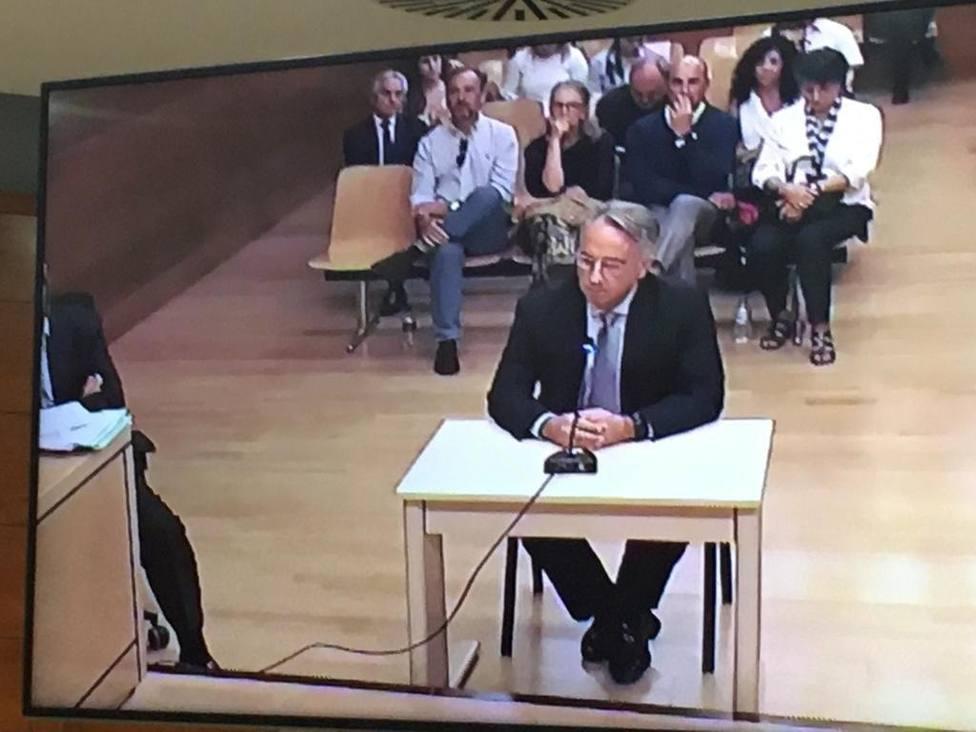 Vicente Sala hijo pide la anulación del juicio a su cuñado al entender que la magistrada guió al jurado
