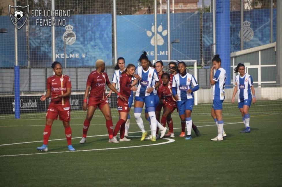 El EDF Logroño en cuartos de final de La Copa de la Reina