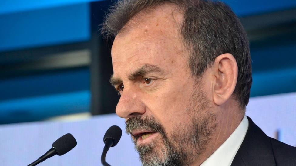 Ángel Torres, presidente del Getafe (CORDONPRESS)