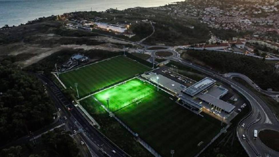 Uno de los estadios elegidos en Portugal para la conclusión del campeonato doméstico