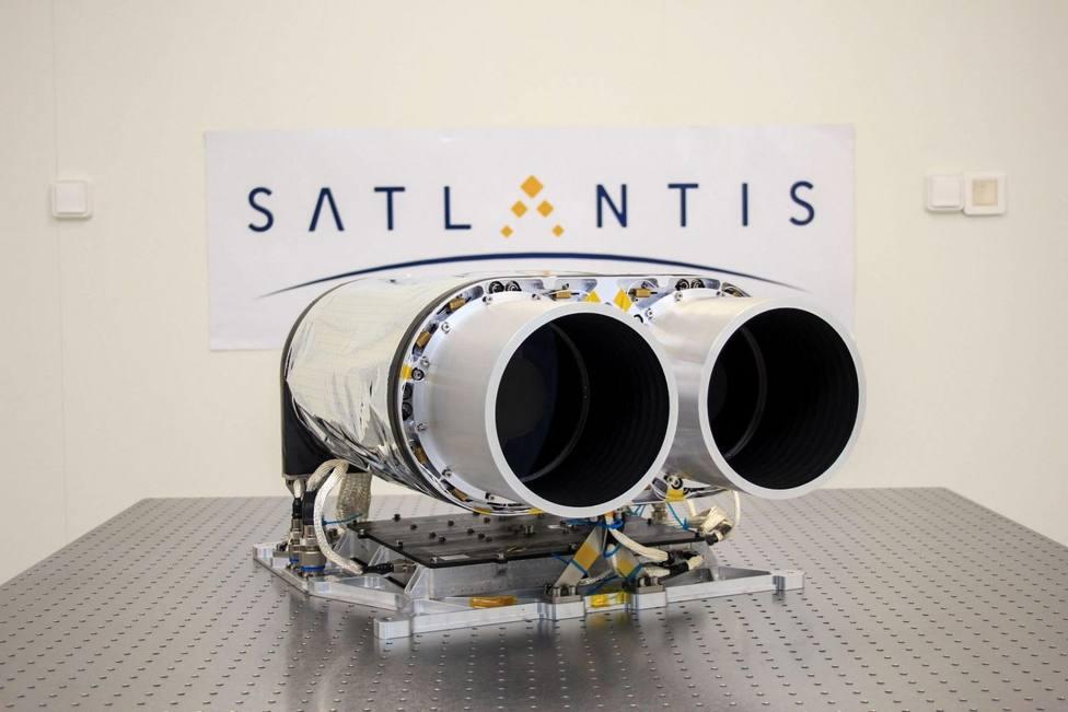 Primera cámara vasca en el espacio