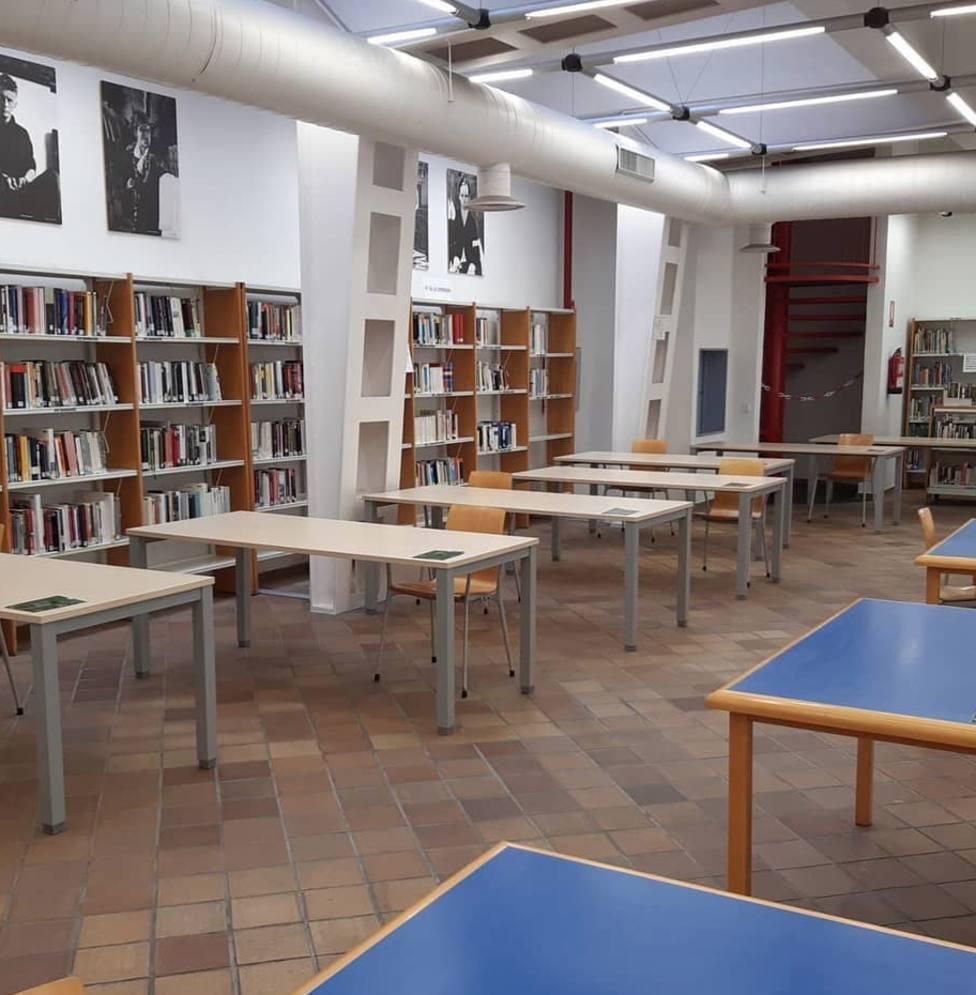 La Biblioteca y el Archivo Histórico de Maó abren a partir de hoy en Fase II