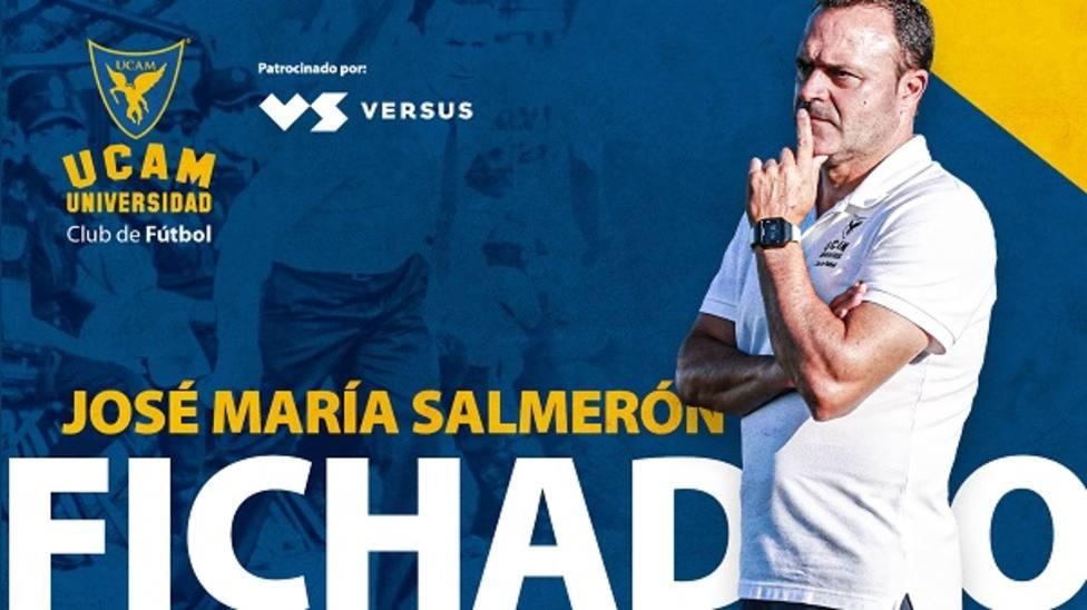 José María Salmerón regresa al banquillo universitario buscando repetir ascenso