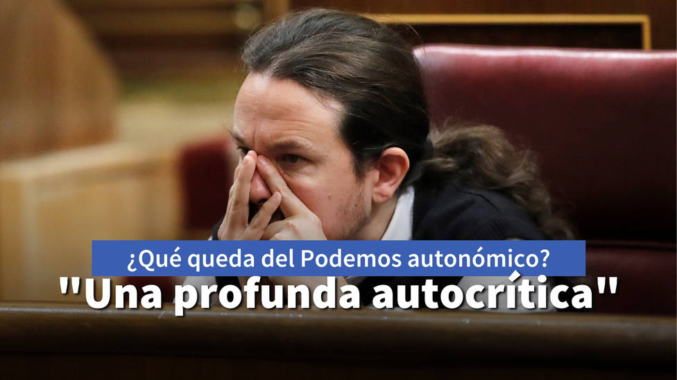 ¿Qué queda del Podemos autonómico tras el desastre de las elecciones gallegas y vascas?