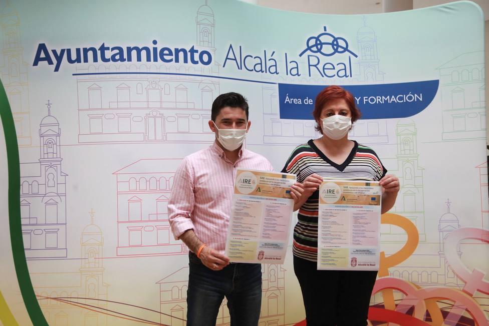El Plan Aire permitirá la contratación de 44 personas desempleadas en Alcalá la Real