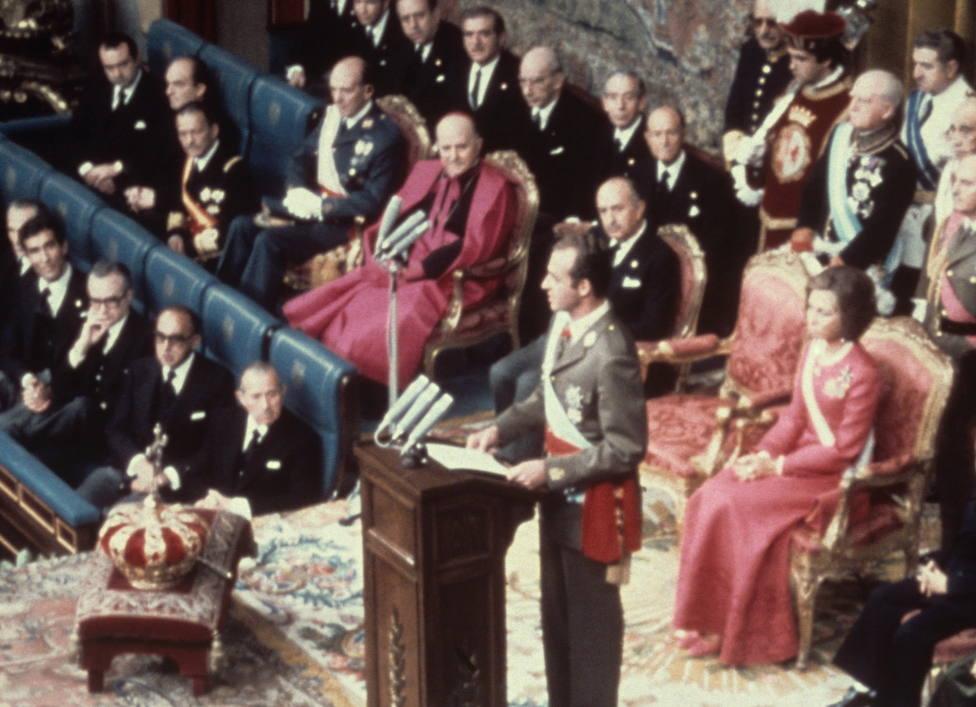 Juan Carlos I, el monarca que posibilitó la Transición española