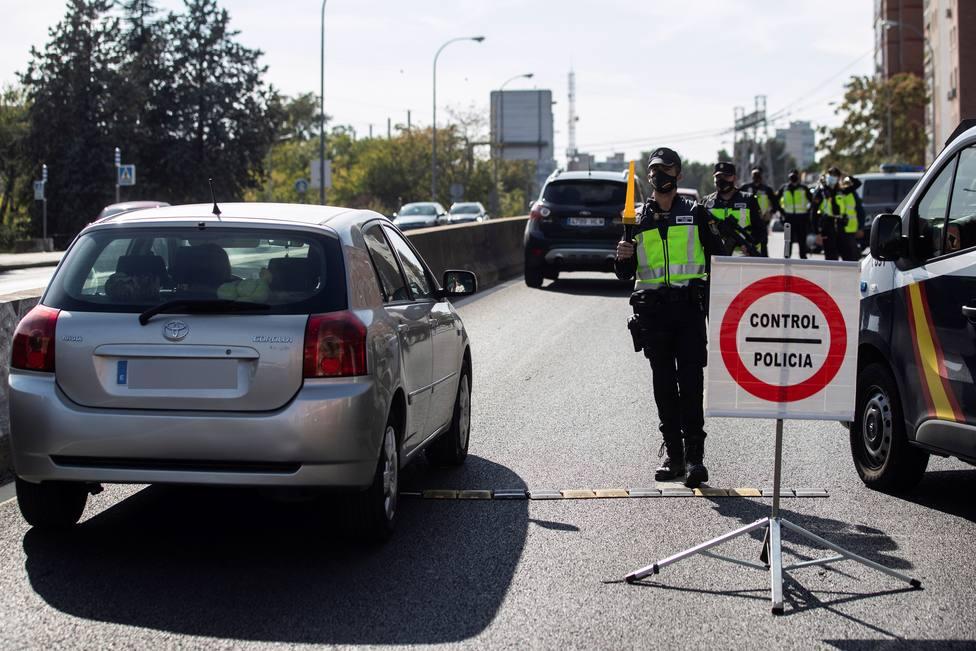 La Policía Municipal desaloja más de 30 fiestas en domicilios