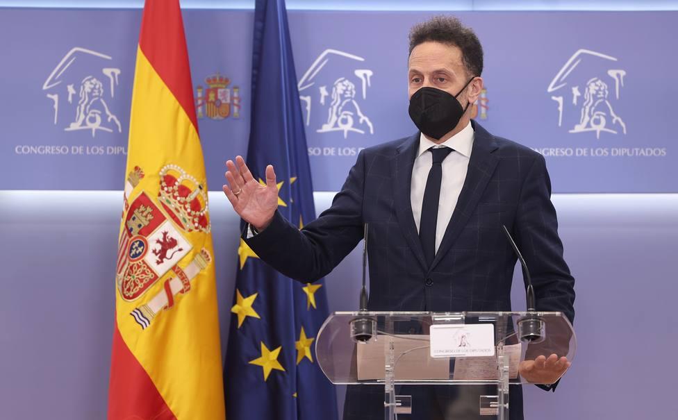Edmundo Bal defiende el apoyo de Ciudadanos al estado de alarma