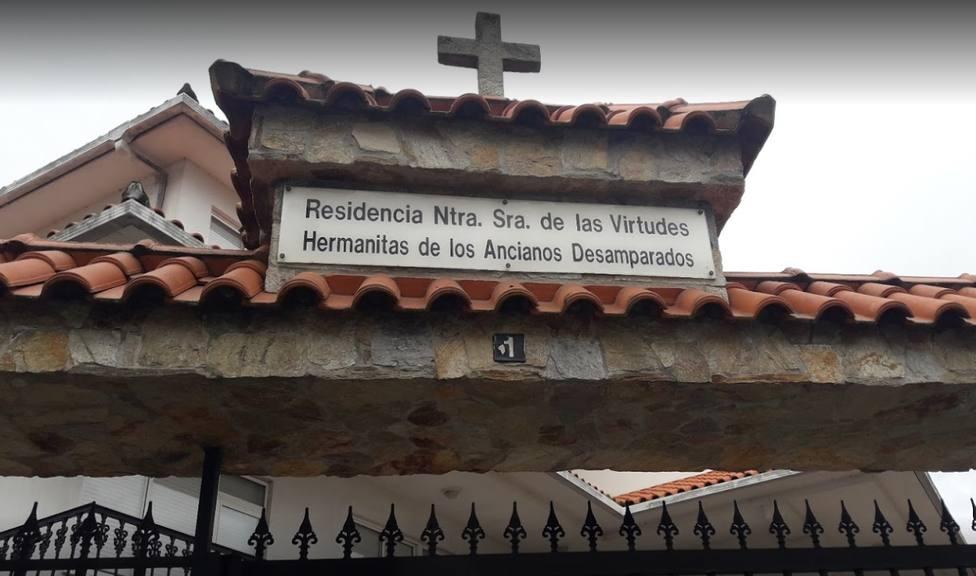 Foto de archivo de la Residencia Nuestra Señora de las Virtudes de Pontedeume - FOTO: Antonio Martínez