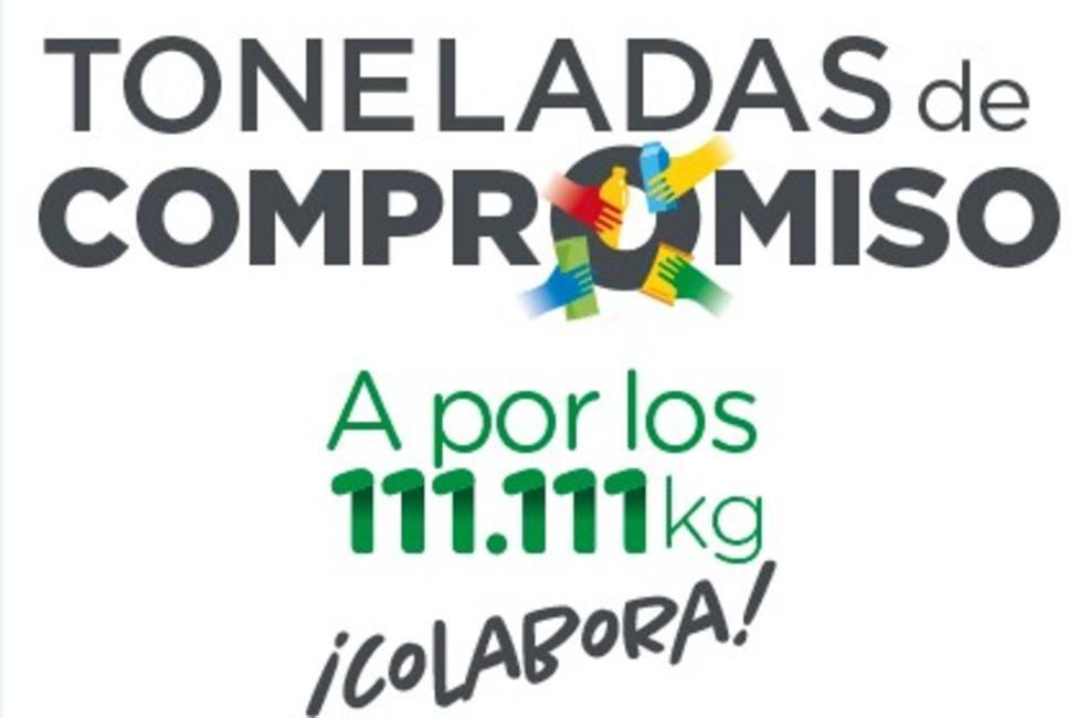 El Grupo Social ONCE pone en marcha una campaña para reunir 111.111 kilos de alimentos contra la pandemia