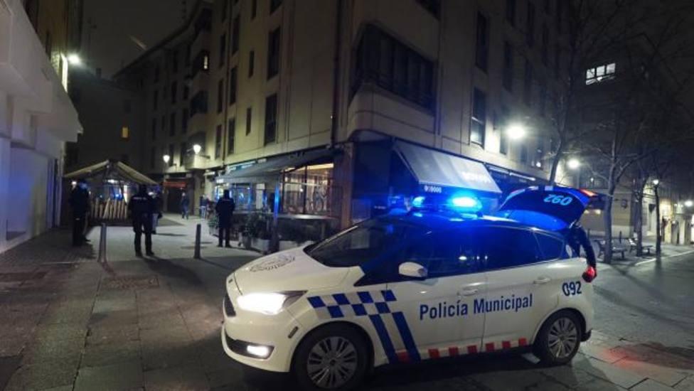 Policías locales de capitales de provincia de velarán porque se cumpla el toque de queda en Castilla y León